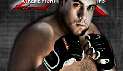 XFC Fighter Gabe salinas jones | officialxfc.com/gabriel-salinas-jones