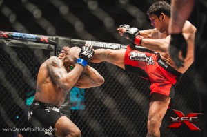 Santos vs Bailey - xfc 23 Louisville