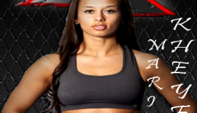 XFC Womens Fighter Marianna Kheyfets | officialxfc.com