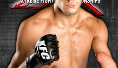 XFC Lightweight Nick Newell | officialxfc.com/nick-newell