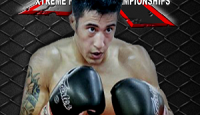 XFC MMA Fighter - Joby Sanchez