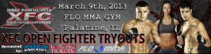XFC Open Fighter Tryouts 2013 | officialxfc.com/oft2013