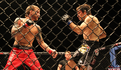 Reynolds defeats Borgomeo at XFC20, advances to Title Fight in Dec. vs Newell
