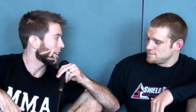 XFC's Scott Holtzman on MMA Inside the Cage