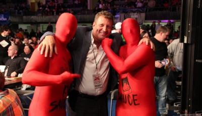 Hot Sauce Hooligans with XFC President John Prisco