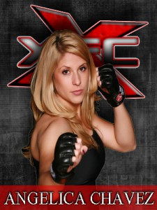 Angelica Chavez - XFC Womens Atomweight MMA Fighter | officialxfc.com/angelica-chavez