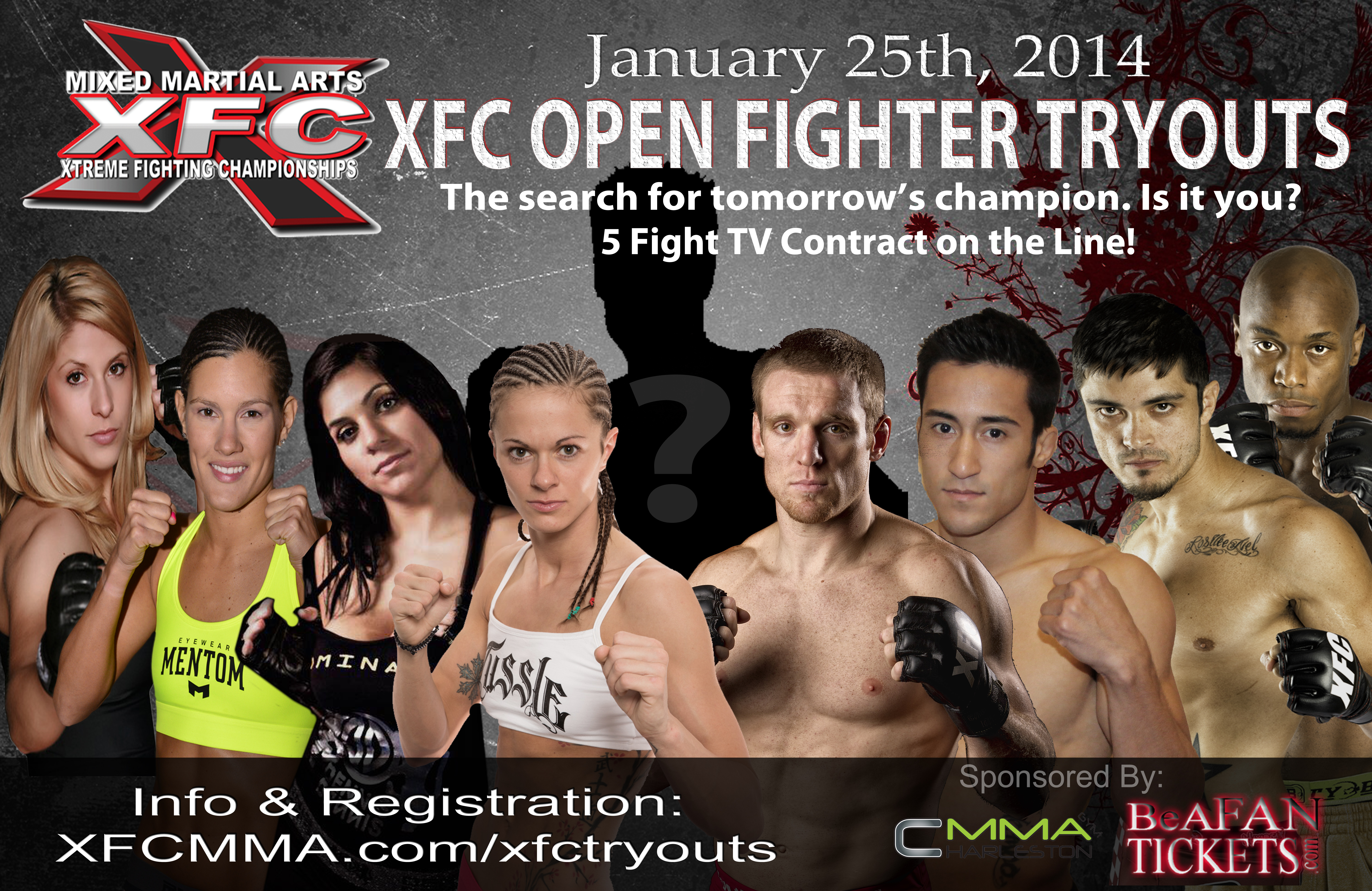 XFC Open Fighter Tryouts