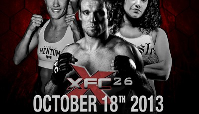 XFC26 features TWO title fights