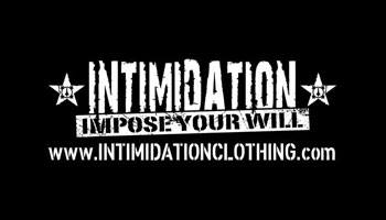 Intimidation Clothing - Impose your will
