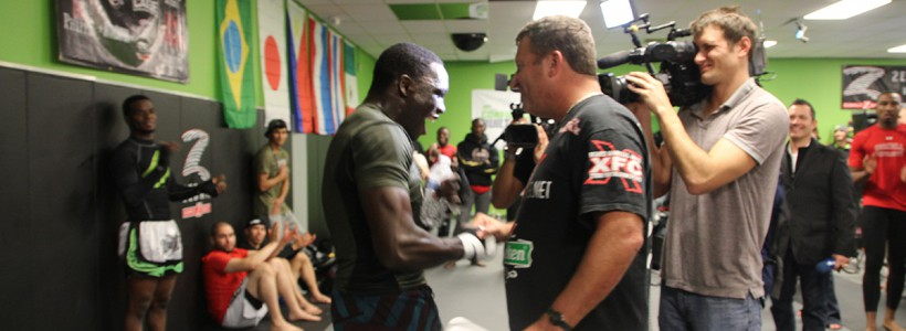 Danasabe Mohammed wins XFC Tryouts