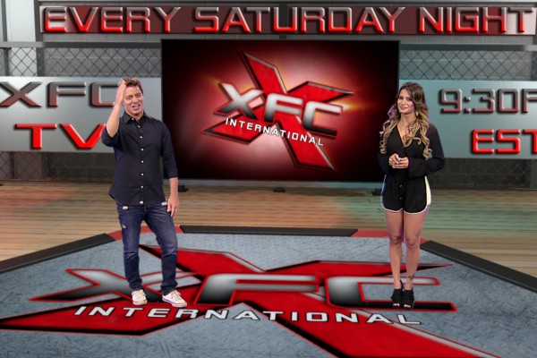 XFC SHOW - Saturdays at 9:30pm EST Live on REDE TV