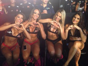 Xgirls of XFC MMA