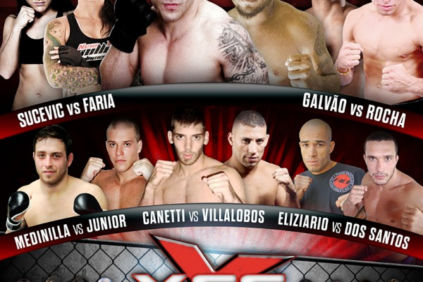 XFCi 4: Sao Paulo, Brazil – April 26th, 2014